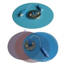 Популярные 1um / 3um / 9um Алмазные волоконно-оптические полировальные пленки 127mm lapping film