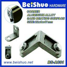 Support d'angle en alliage d'aluminium à angle de 90 degrés