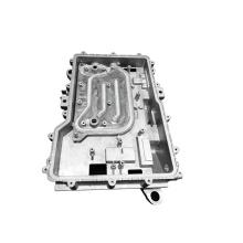OEM verified custom aluminum die casting enclosure service  new energy vehicle battery cover die casting