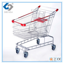 160L Australia Style Shopping Trolleys with Big Capacity for Supermarket