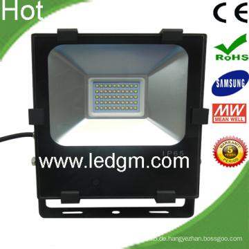 Top-Qualität Samsung SMD 3 Jahre Garantie 50W LED Flutlicht