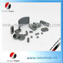 Verschiedene Arten von AlNiCo Magneten