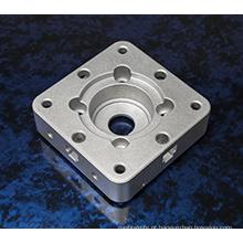 Serviço OEM de alta qualidade de alumínio de fundição tampa do motor elétrico