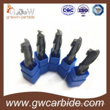 Solid Carbide End Mills 2 Flutes