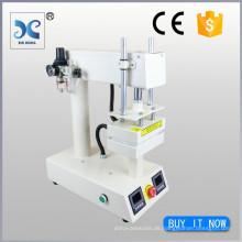Automatische pneumatische Niedrigste Preis T-Shirt logo Druckmaschine