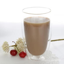 450ml Double wall Glass Coffee Cup Milk Mug