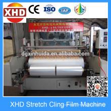 Doppelschicht-Stretchfolienmaschine