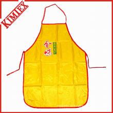 Unisex preiswertes kochendes Baumwollschürze