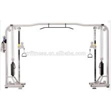 equipo comercial del gimnasio para la máquina de la cruce del cable de la venta
