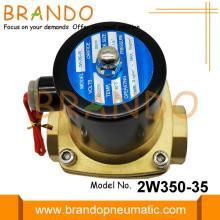 Válvula solenoide 2W350-35 DC 12V
