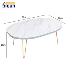 Dining room table tops materials is MDF