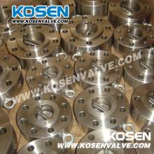 API/DIN Wafer Dual Plate Cast Steel Check Valves (H46)