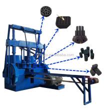 Latest Design Biomass Rice Husk Honeycomb Charcoal Briquette Bar Machine