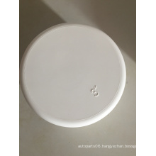 "3"" White Sch80 PVC Caps for Pipeline Industry"