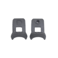 Custom made aluminiumaluminum bench brackets aluminum die casting with process parts