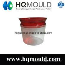 Moulage par injection de bidon de stockage en plastique