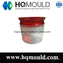 Molde de injeção de lata de armazenamento de plástico