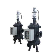 Из Нержавеющей Стали Multi-Экран Автоматический Bachwash Фильтр Для Воды