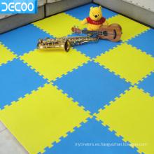 alfombra de juego para piso de espuma para niños y bebés