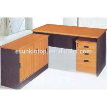 Mobiliário de escritório doméstico de ponta, mesa moderna para escritório em casa