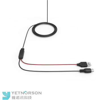 Yetnorson High Gain HDTV Antena Digital para interiores