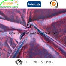 Heißer Verkauf Klassischer 55% Polyester 45% Viskose Jacquard-Futter