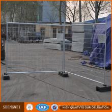 Geschweißte Baustelle temporäre Mesh-Zaun-Panels