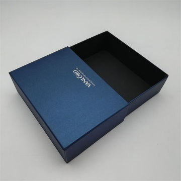 Papier Karton Schublade Box Fall Luxus