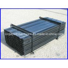 Australian Standard Black Bitum Y Shaped Fence Post