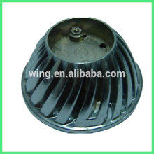 High quality die casting housing for lamp shade