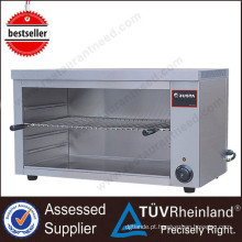 Hot Sale Commercial Rotisserie Elétrica Grill Counter Top Chicken Rotisserie Forno Para Venda