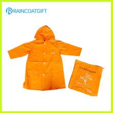 Enfants PVC Raincoat Rvc-074