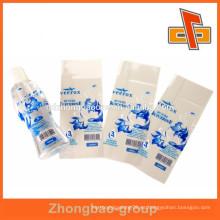 Botellas de bebidas de plástico encogimiento manga con diseño personalizado de impresión