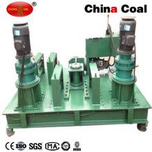 Canal I-Beam H-Steel Metal Tube Tubo hidráulico automático Dobladora