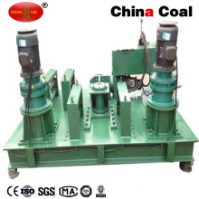 Machine à cintrer hydraulique automatique de tuyau de tube en métal de H-Steel de faisceau de la Manche I