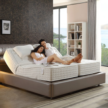Electric Adjustable Mattress King Split