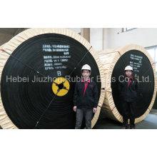 Esteira de cabo de aço resistente à chama de alta Performance
