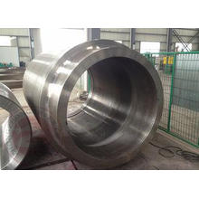 GB ASTM Pipeline Barrel Forged Cylinder Sleeve Forging For