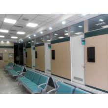 HPL-Plattentüren, HPL-Holztür, Indischer Tür Design-Eintrag