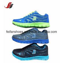 Chaussures de sport décontractées de qualité supérieure avec des chaussures de course adaptées aux besoins du client d'hommes extérieurs, baskets légères pour des garçons