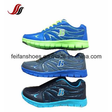 High-Top Quality Casual Sport Shoes with Customized, Outdoor Men′s Running Shoes, Lightweight Sneakers for Boys