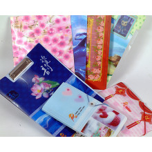 Hard Cover File Folder with 3D Effect Lenticular Printing