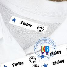 Barcode Etikettendrucker oschool einheitliche Kindertagesstätte Pflegeheim Teppich Matratze Aufbügeln Namensbänder Schuluniform