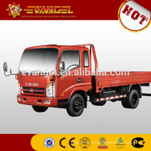 caminhões basculantes mack Caminhão basculante de alta qualidade T-king com guindaste à venda
