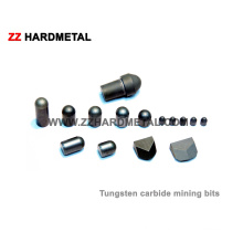 Tungsten Carbide Mining Buttons Drill Bits Mining Tools