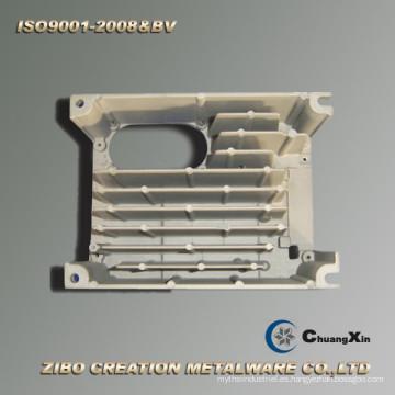 De aluminio de fundición convertidor de frecuencia convertidor de calor