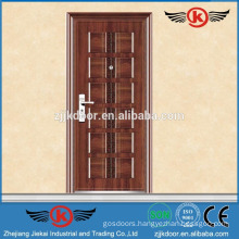 JK-S9027 modern steel door metal apartment entry door