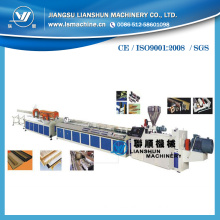 PVC/ PE/ PP Wood Plastic Production Line (SJSZ)