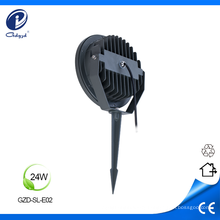 24W high brightness outdoor led garden light