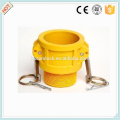 Camlock Nylon coupling type B, cam lock fittings, quick coupling China manufacture